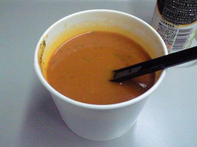 わたり蟹のスープ☆