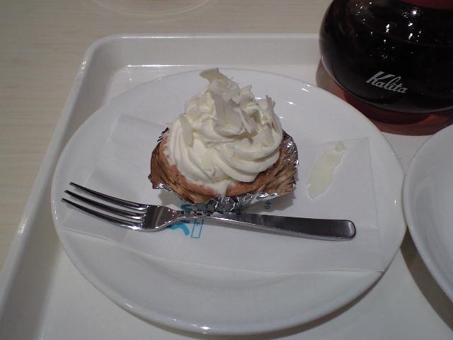 プチレアケーキ