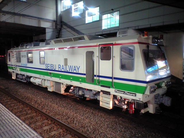 西武 EM120 (試験車?)