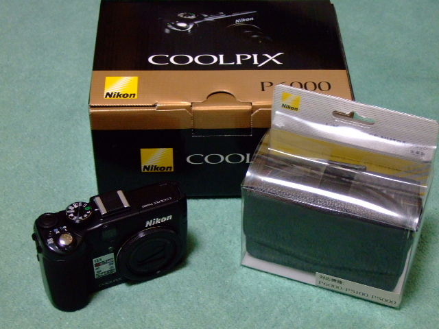 COOLPIX P6000