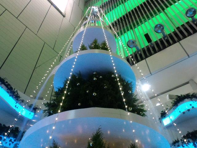 クリスマスイルミネーション 銀座編