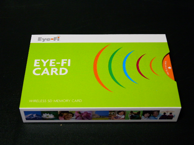 EYE-FI CARD 日本語版