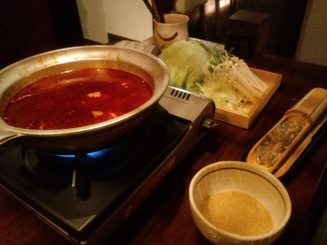 鶏肉お鍋〜☆