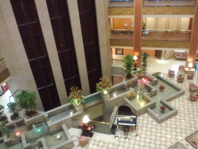 [1-5] ホテル〜