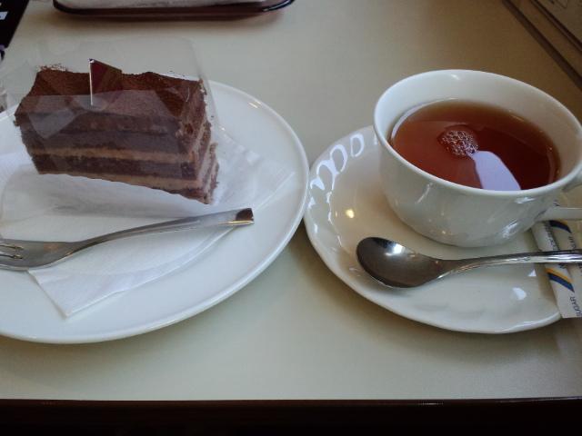 チョコケーキ☆