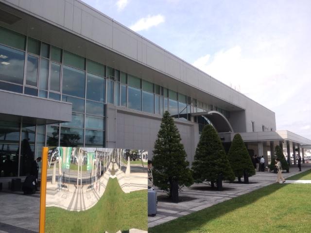 旭川空港なぅ