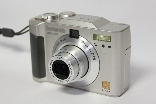 Panasonic DMC-LC33