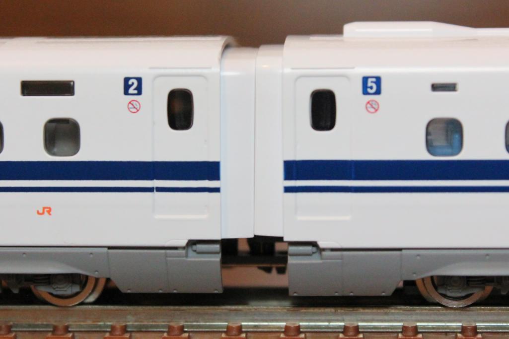 TOMIX JR N700-2000系を6両編成運用