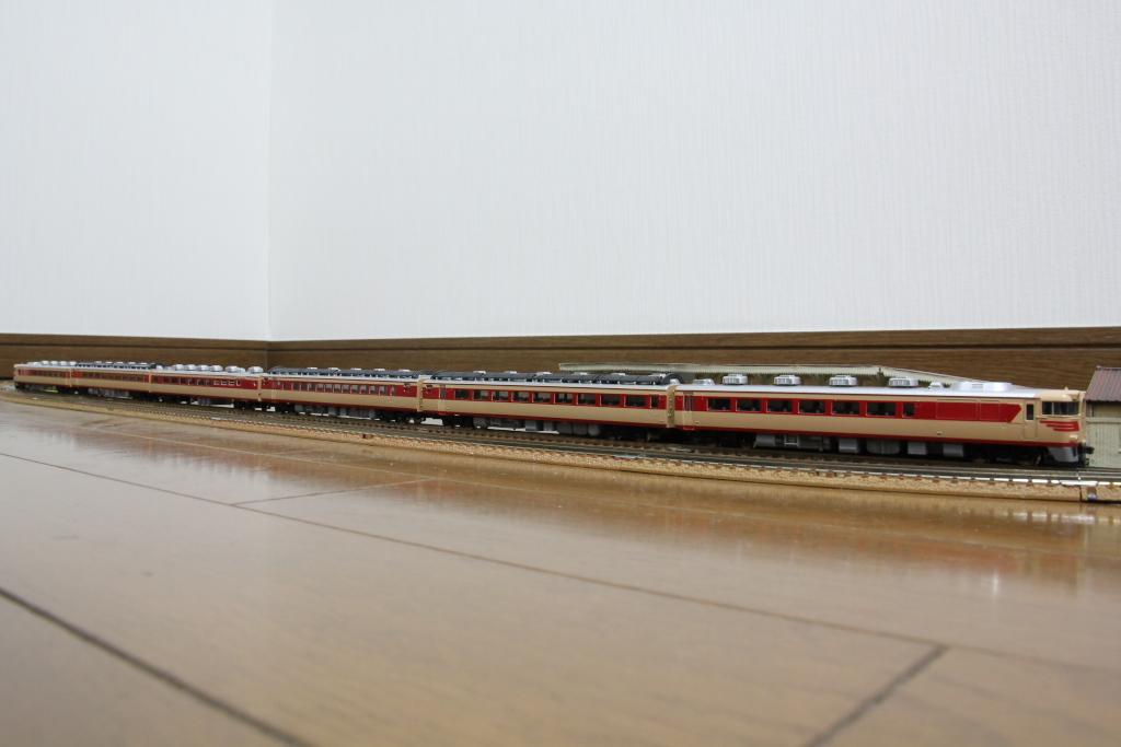 キハ181系入線
