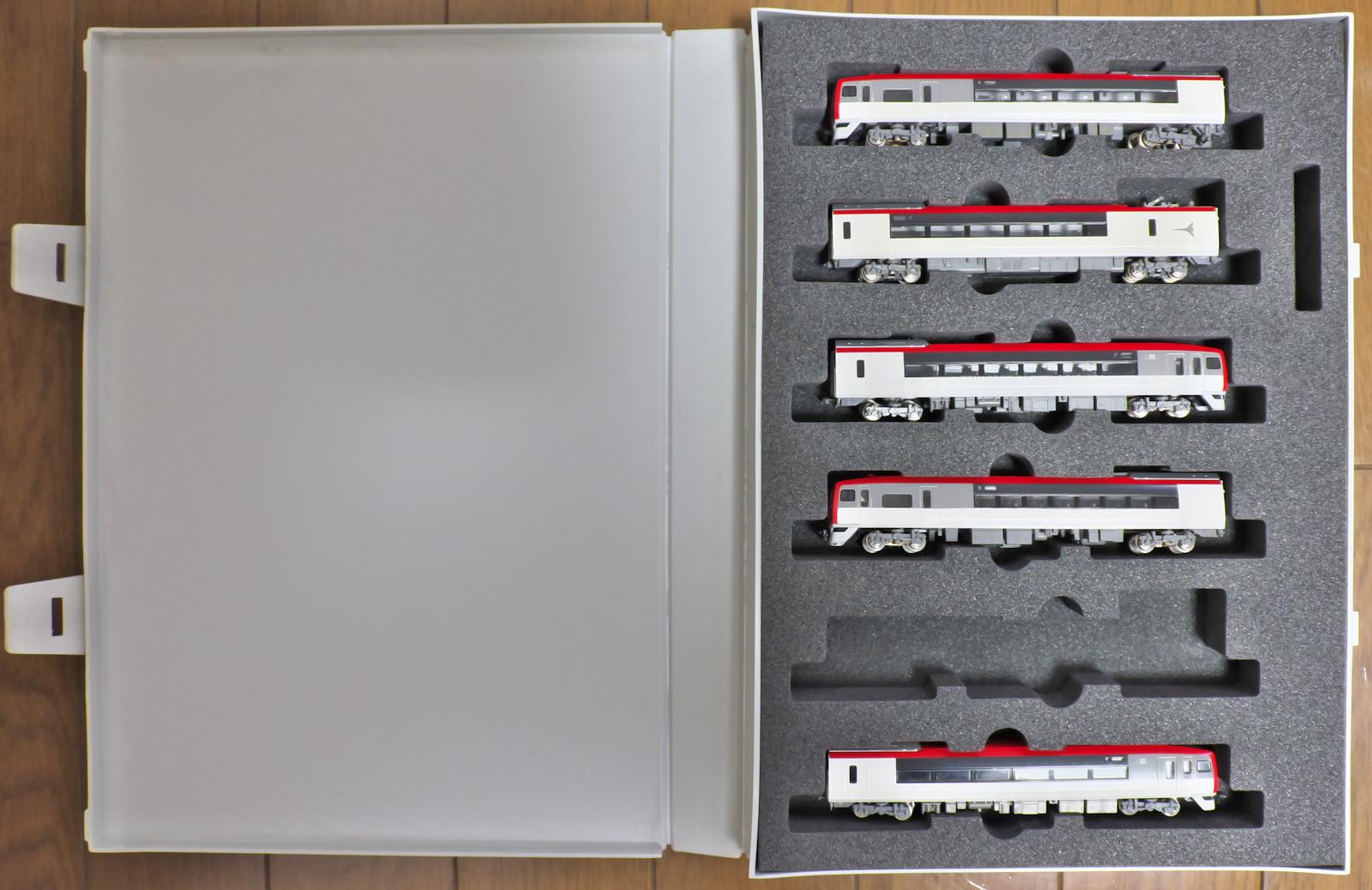 TOMIX 253系 旧商品 基本+増結相当